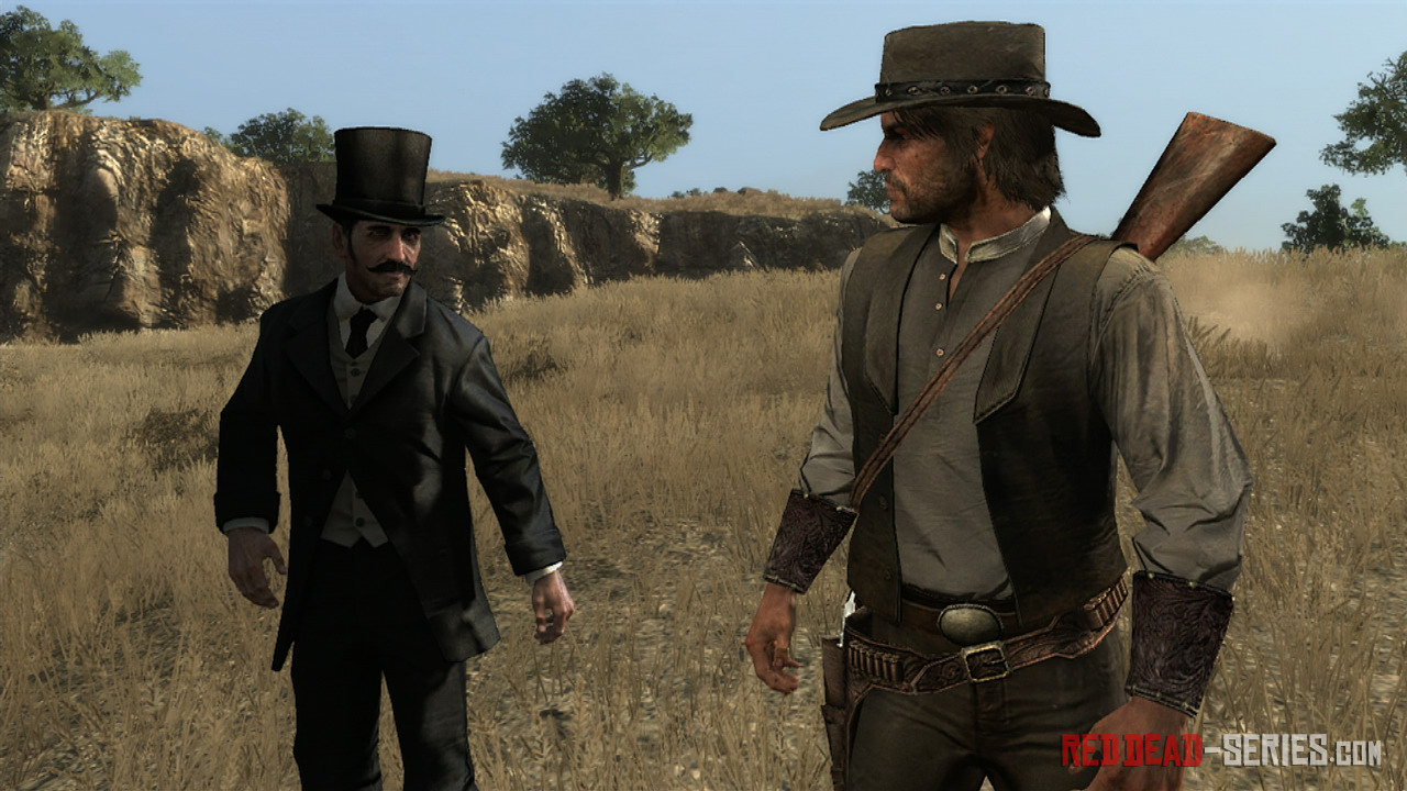 marston single men They capture a single who is only too ready to help when he learns quigley is intending to kill marston marston's men recognize quigley's horse and.