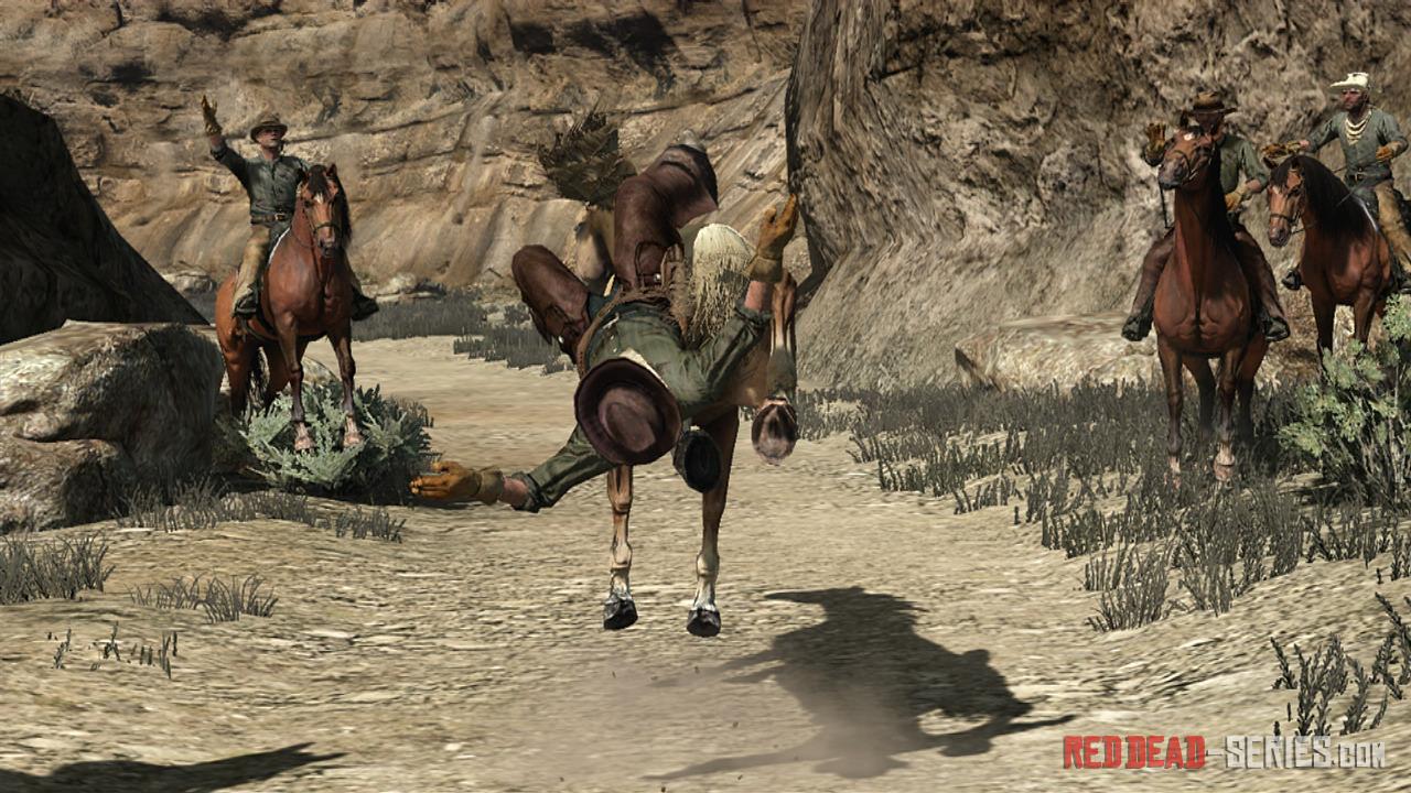 abbastanza Cavalli selvaggi, passioni domate - Soluzione - Red Dead  CY22