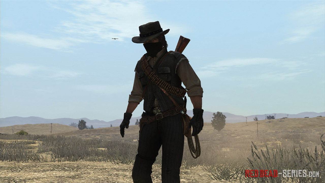 Abiti - Red Dead Redemption - RedDead-Series.com