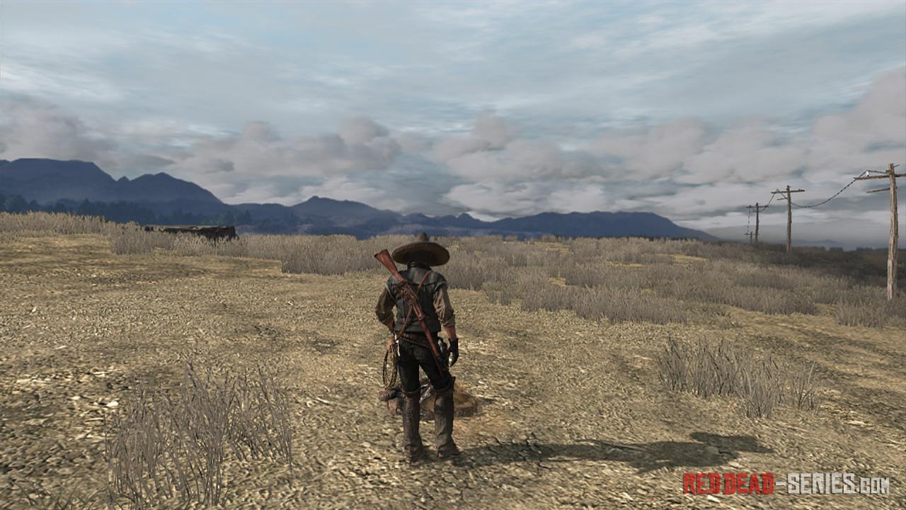 Abiti - Red Dead Redemption - RedDead-Series.com
