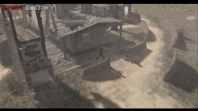 Zone di frontiera red dead revolver reddead for Costruire un ranch